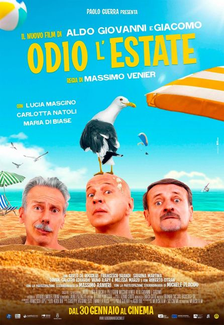 ODIO L`ESTATE